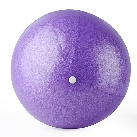 Pelota de ejercicio PovKeever, 25 cm, balón de equilibrio ...