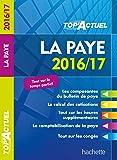 TOP Actuel La Paye 2016/2017