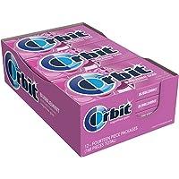 12-Pack Orbit Bubblemint Sugarfree Gum (14-Pieces Each)