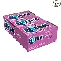 Deals on 12-Pack Orbit Bubblemint Sugarfree Gum, 14 Pieces