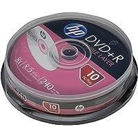 DVD+R HP Dual Layer - Grávavel Pino c/10, CIS, 46.3042, Prata