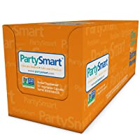 PartySmart Hangover Pills, for Hangover Prevention, Alcohol Metabolism and a Better...