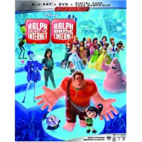 Ralph Breaks the Internet [Blu-ray] (Sous-titres français)