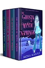 Mystic Springs Paranormal Cozy Mystery Series: Box Set: Books 1-4 Kindle Edition