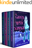 Mystic Springs Paranormal Cozy Mystery Series: Box Set: Books 1-4