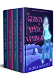 Mystic Springs Paranormal Cozy Mystery Series: Box Set: Books 1-4 (English Edition)