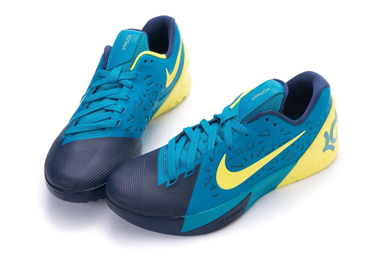 Amazon.com | NIKE KD TREY 5 Basketball Shoes (599261-100)/(599261-300) (US  11 / UK 10 / 29 CM, TROPICAL TEAL/SONIC YELLOW-MID NAVY) | Basketball