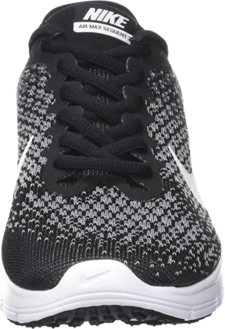 new concept 0612f f5948 Amazon.com   Nike Air Max Sequent 2 Mens Running Shoes   Road Running