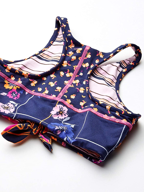 Maaji Girls High Neck with Keyhole Bikini Swimsuit Set