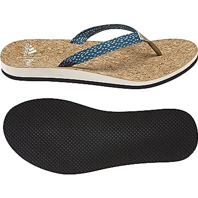 adidas Damen Eezay Parley W Zehentrenner: : Schuhe