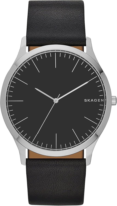 Skagen Men s Jorn Minimalistic Stainless Steel Quartz Watch