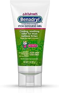 Benadryl Kid Gel Itch Size 3z Benadryl Children's Anti-Itch Gel