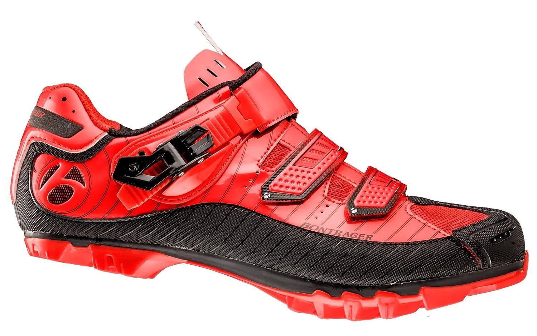 BONTRAGER RL - - Zapatillas de montaña para hombre Rojo rojo Talla:41: Amazon.es: Deportes y aire libre