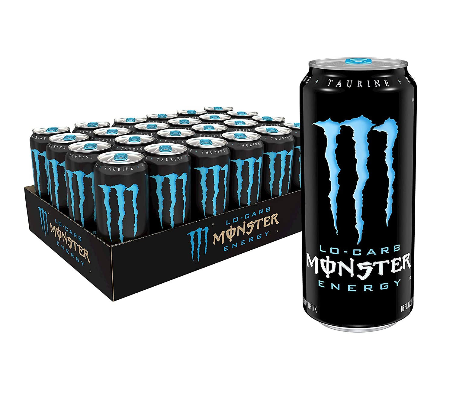monster zero carbs diet