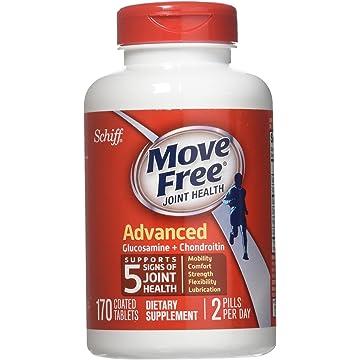 mini Schiff Move Free Joint Health Dietary Supplement