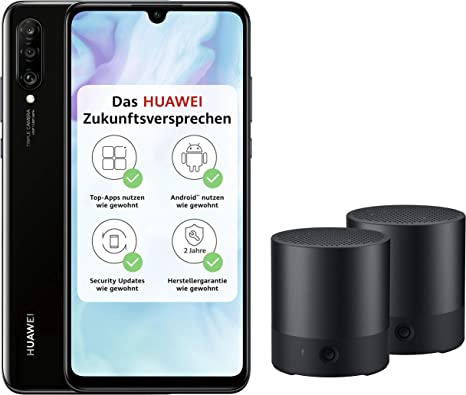 Huawei P30 lite Dual SIM Schwarz 128 GB