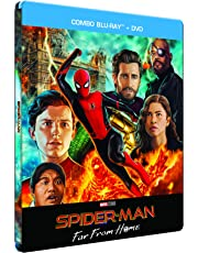 Spider-Man : Far from Home [Boîtier SteelBook limité Exclusif Amazon
