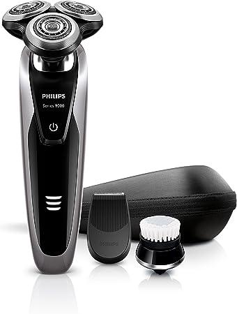 Philips SHAVER Series 9000 S9111/43 - Afeitadora (Negro, AC ...