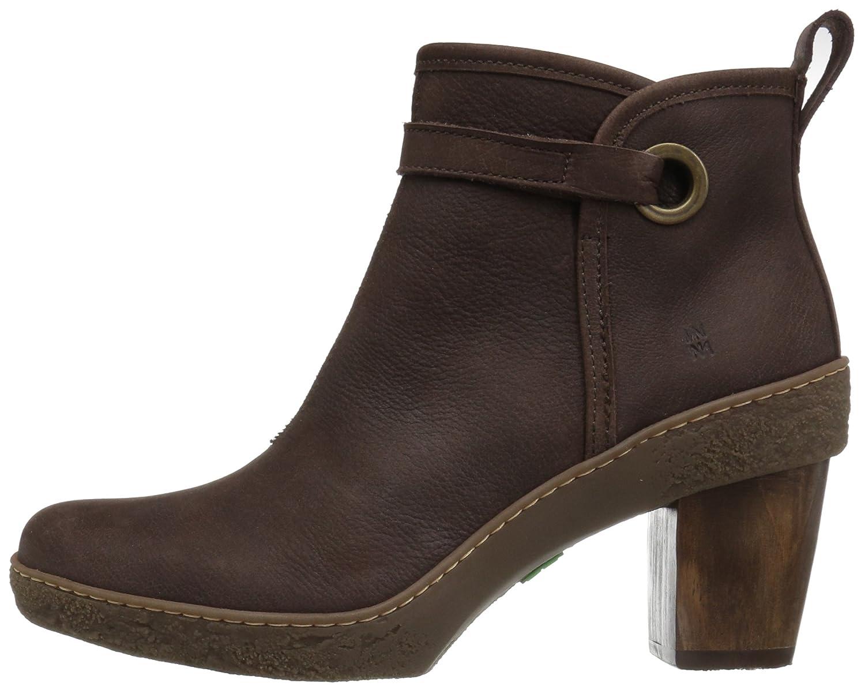 El Naturalista Women's Nf71 Lichen Ankle Bootie B01BHL66TO 9 40 M EU / 9 B01BHL66TO B(M) US|Brown fbbacd
