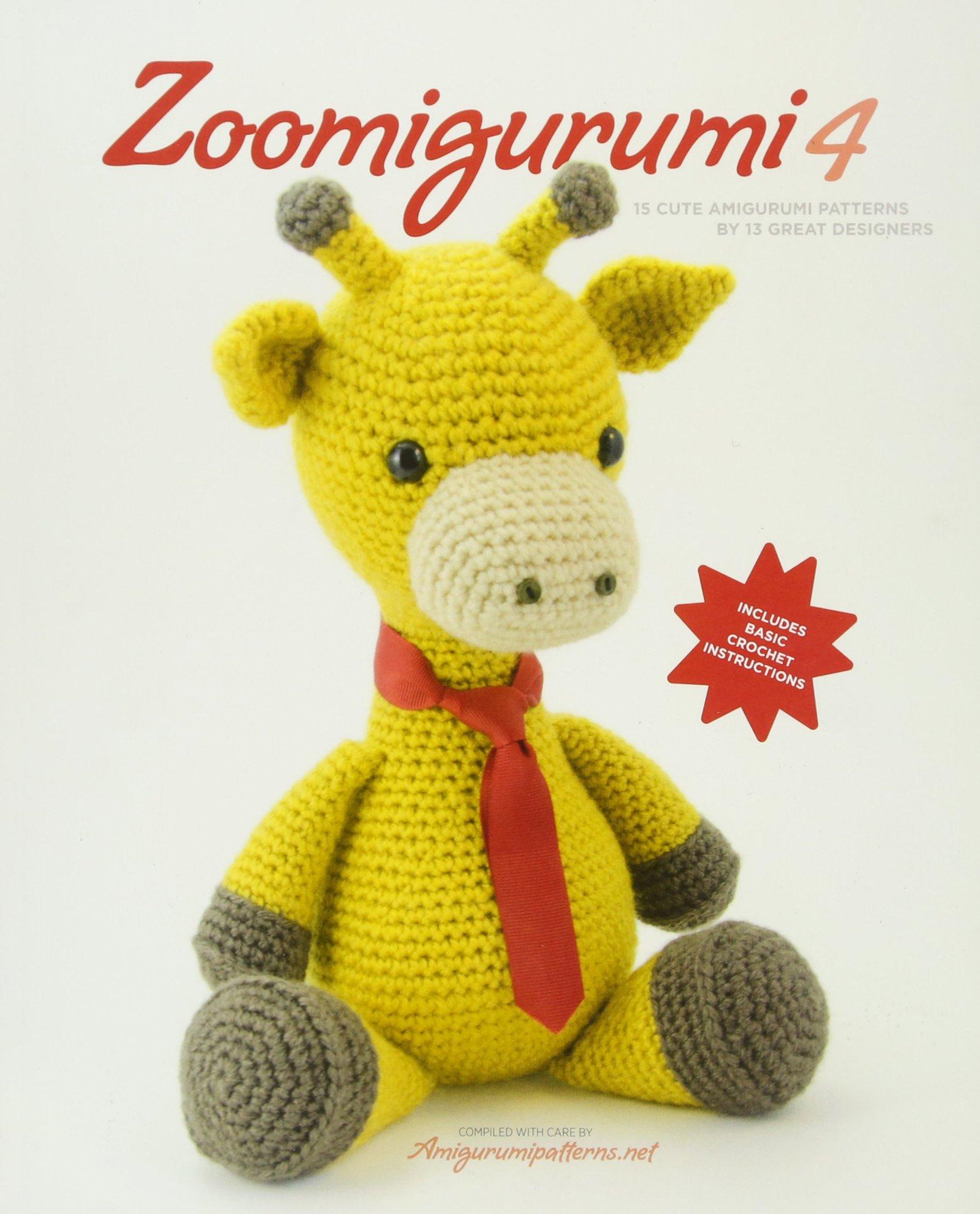 Read Online Zoomigurumi 4: 15 Cute Amigurumi Patterns by 12 Great Designers PDF