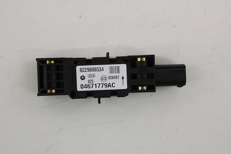 Genuine Chrysler 4671779AC Impact Sensor