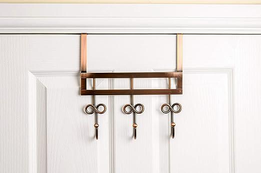Headbourne hr0231 C 4 Hook Hanger rack de Fix decorativo ...