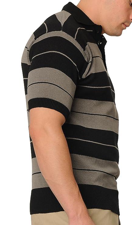 23449c637 FB County Men's Charlie Brown Shirt Black/Grey at Amazon Men's Clothing  store: