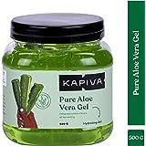 Kapiva Pure Aloe Vera Skin Gel - Hydrating Gel for Face - 500g