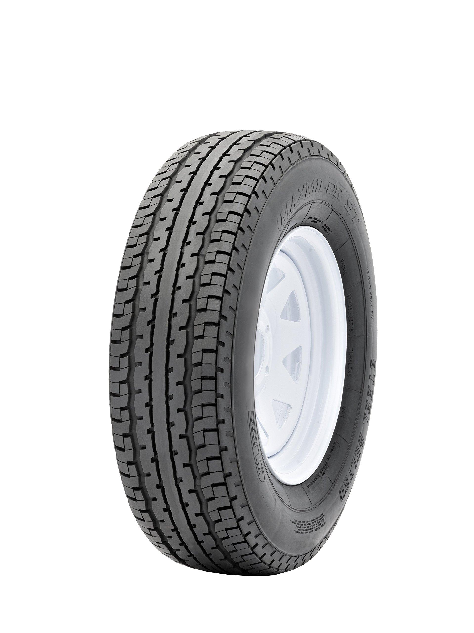 GT Radial MAXMILER ST Trailer Tire - ST175/80R13 9187M