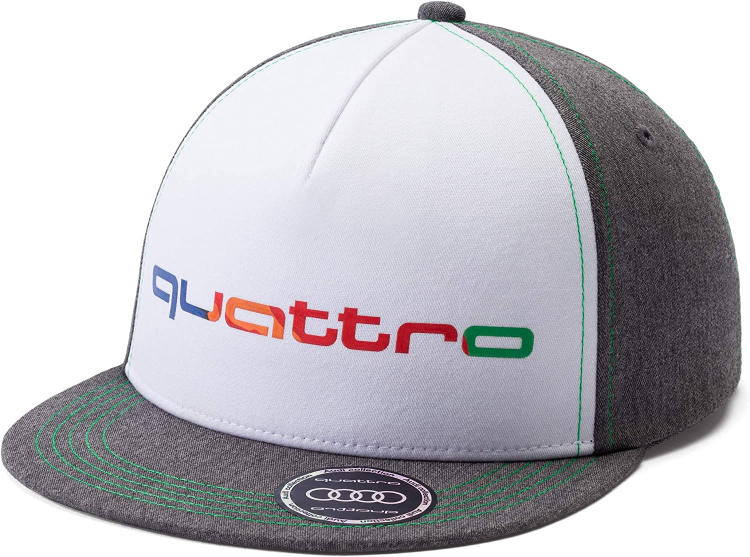 Audi collection 3201901300 Audi Quattro - Gorra Infantil: Amazon ...