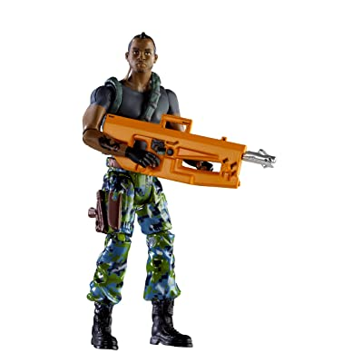 James Cameron's Avatar RDA Private Sean Fike Action Figure: Toys & Games