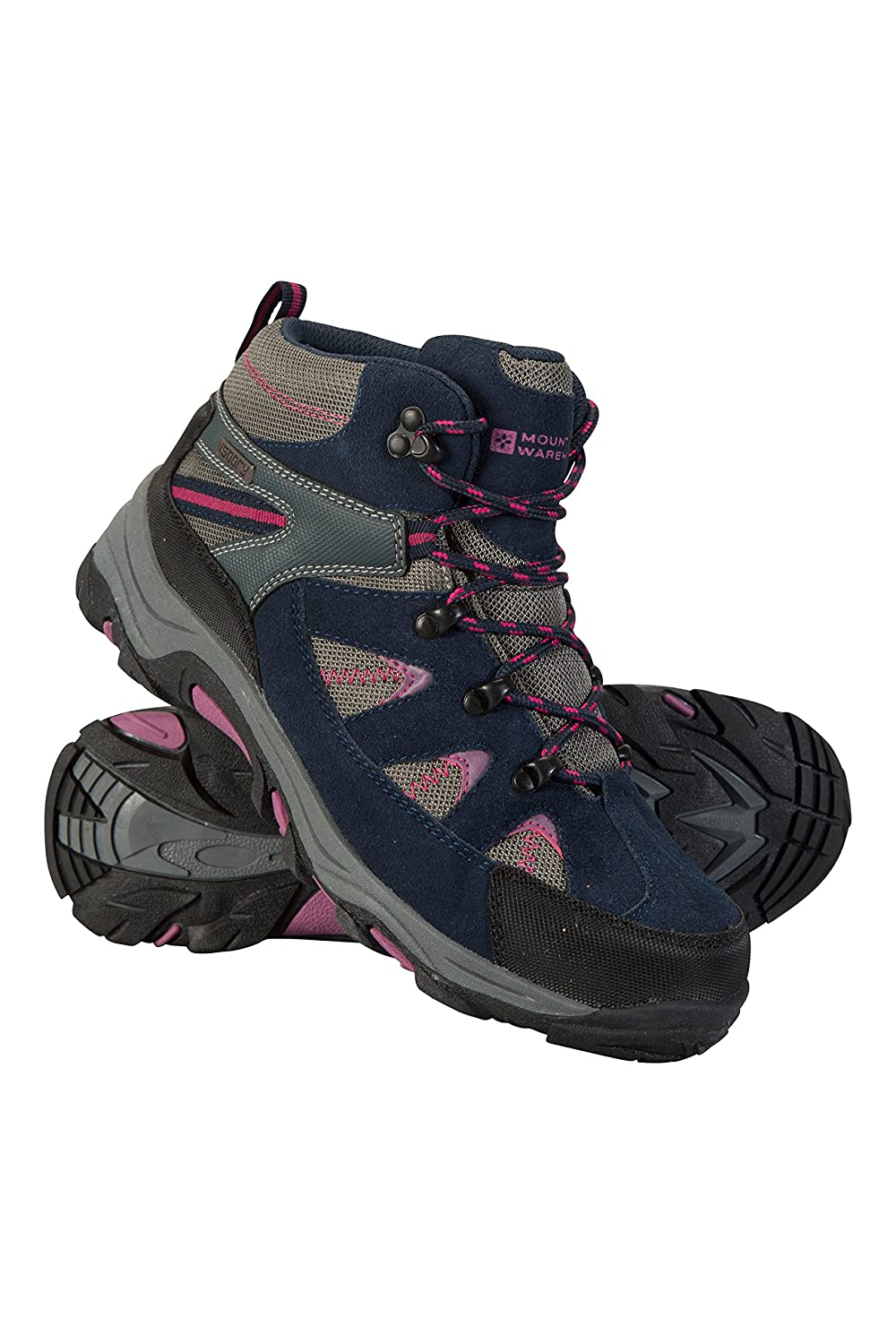 Mountain Warehouse Rapid Womens Boots Waterproof Summer Walking Shoes