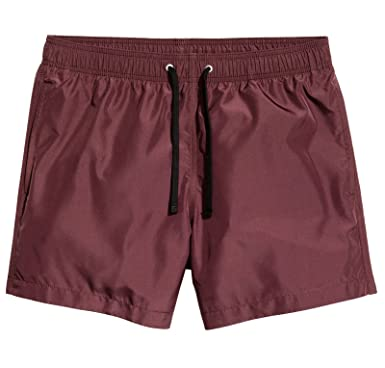 62ff2f696a MH Mens H&M Ex Factory Tom Swim Shorts: Amazon.co.uk: Clothing