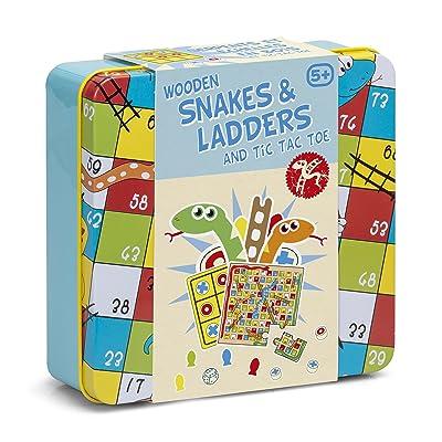 Tobar - Juego de la Escalera y del Serpiente, 27858: Juguetes y juegos