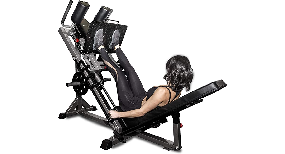 How Much Does A Leg Press Weigh
