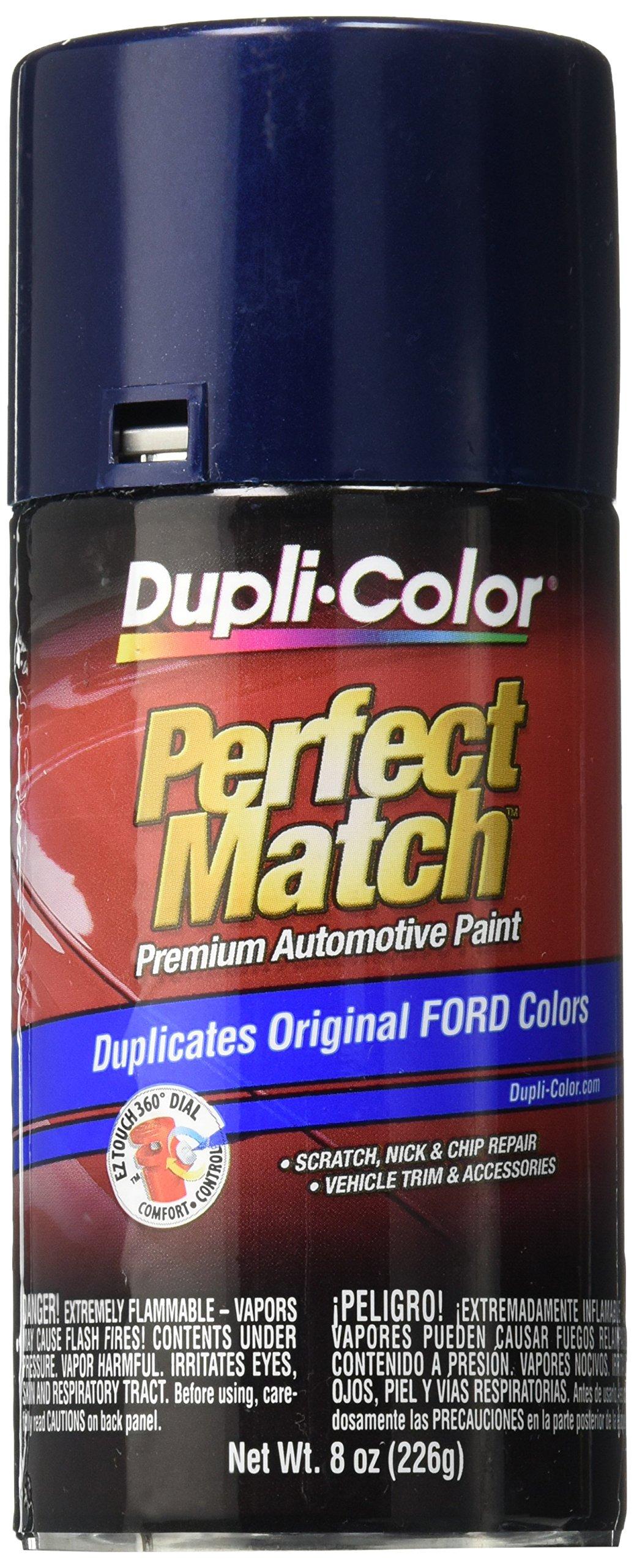 Dupli-Color EBFM03980 Perfect Match Premium Automotive Paint, Blue Pearl DX, 8 Ounce, 8. Fluid_Ounces