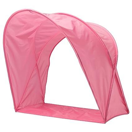 Ikea Ciel De Lit.Ikea Ciel De Lit Baldaquin Moitie Igloo En 2 Couleurs Rosa