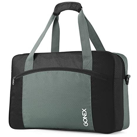 ac2ccaa0cdd Amazon.com  Gonex Swim Bag, Beach Wet Dry Gym Tote Bag Large Size ...