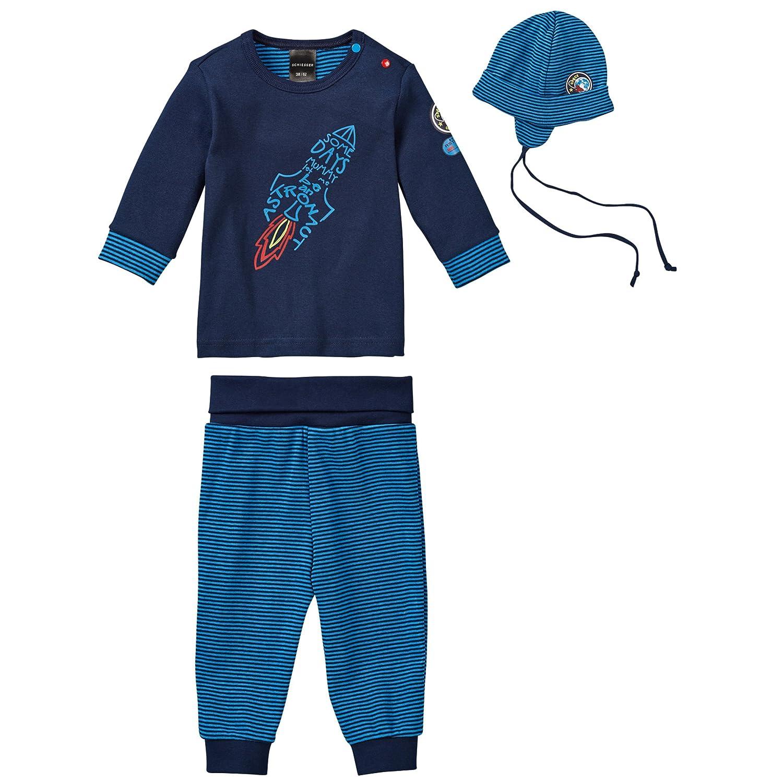 Schiesser Zweiteiliger Schlafanzug Baby Set Jungen Schiesser AG 143918-901