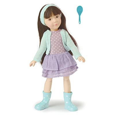 Kruselings Luna Doll Casual Set Cute Baby Doll: Toys & Games