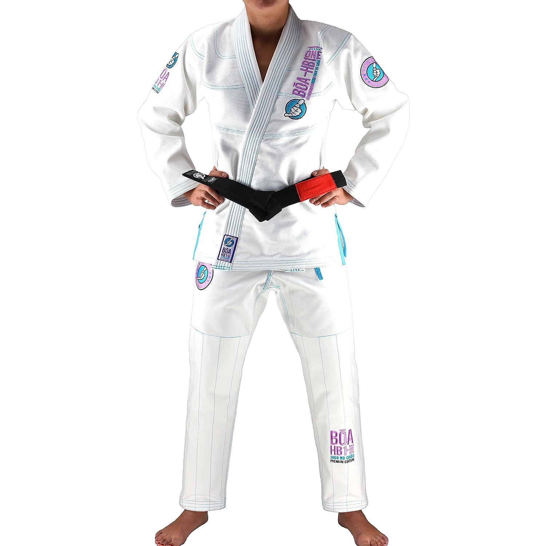 Bõa Damen BJJ Gi Kimono Hb1 One Bõa (BA875)