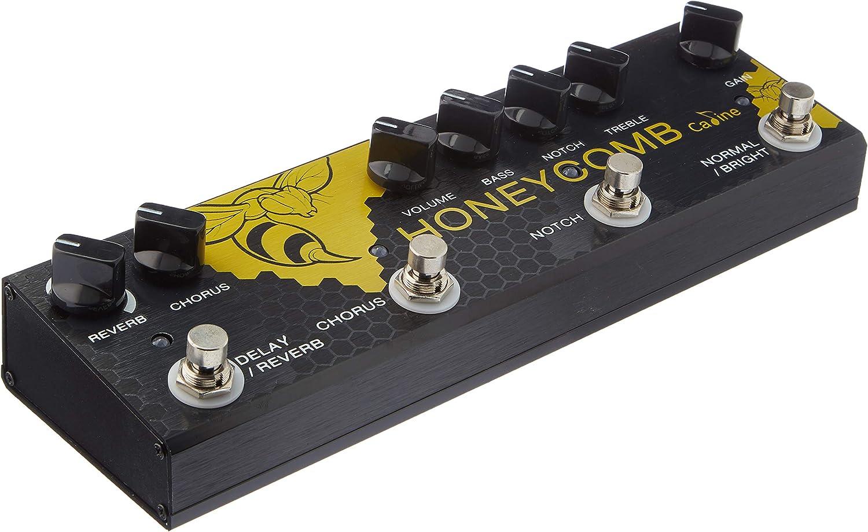 Caline® CP-48 Honey Comb - Pedal de efecto para guitarra acústica
