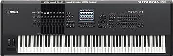 Yamaha Motif XF8 Music Production