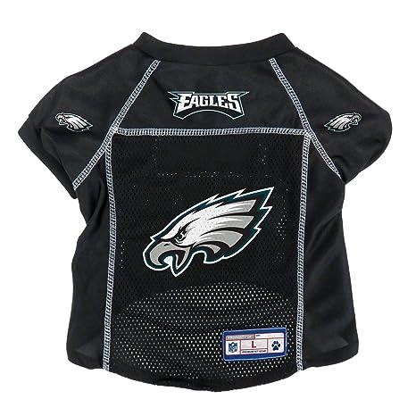 best loved 74f38 13786 Amazon.com : Littlearth NFL Philadelphia Eagles Pet Jersey ...