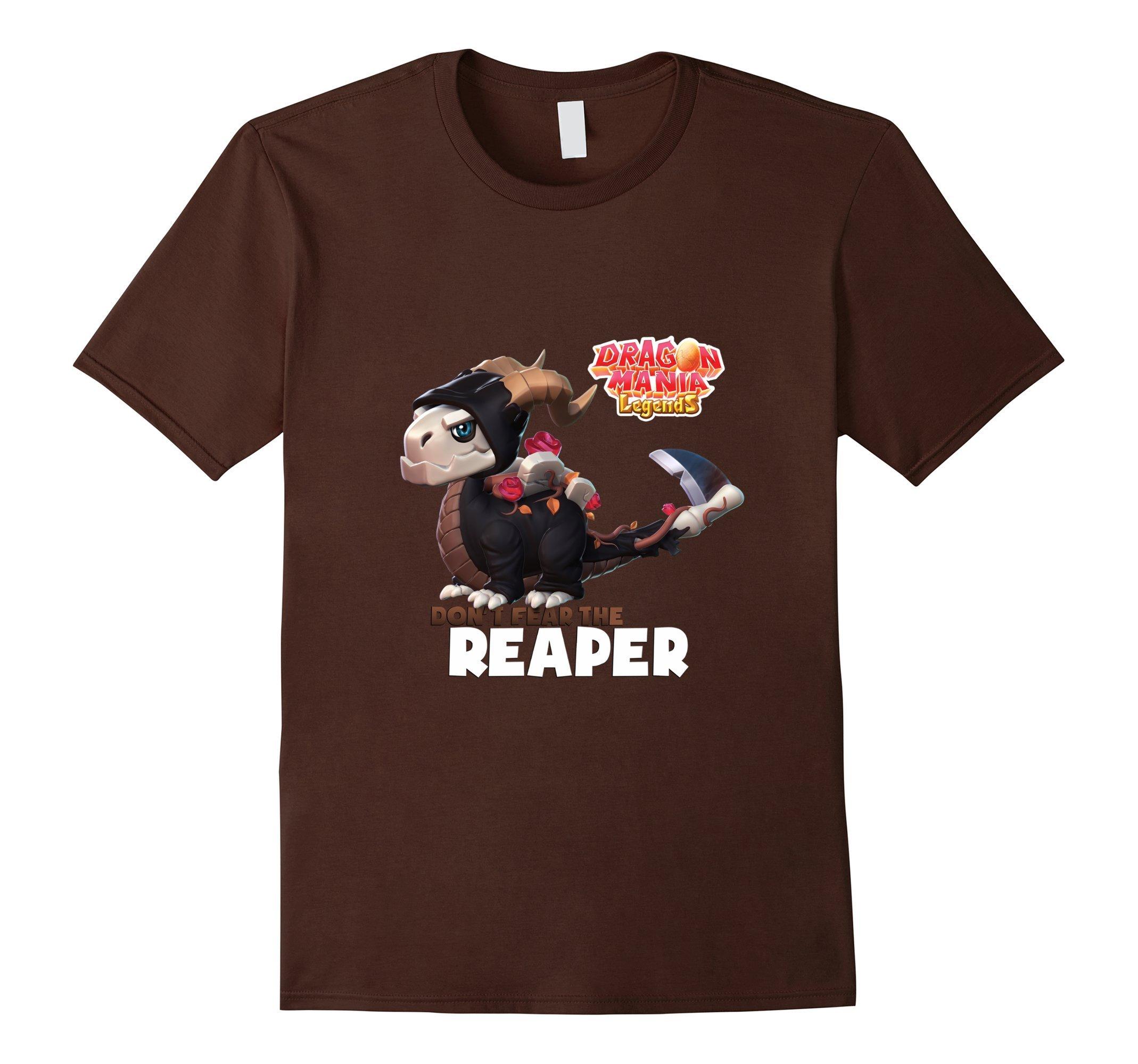 High Quality Dragon Mania Legends Reaper Shirts