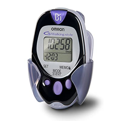 Omron HJ-720ITFFP Pocket Pedometer Review