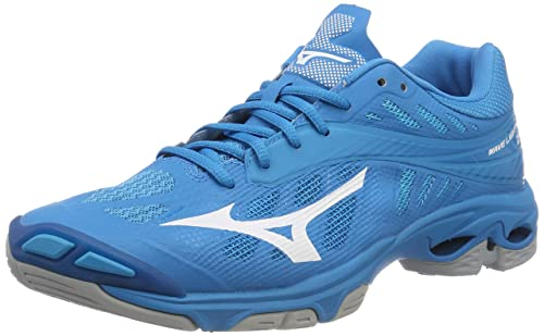 98f931dc137bf Mizuno Men s Wave Lightning Z4 Low-Top Sneakers  Amazon.co.uk  Shoes ...