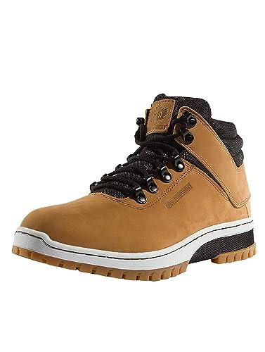 K1X Herren Boots H1ke Territory braun 41: : Schuhe