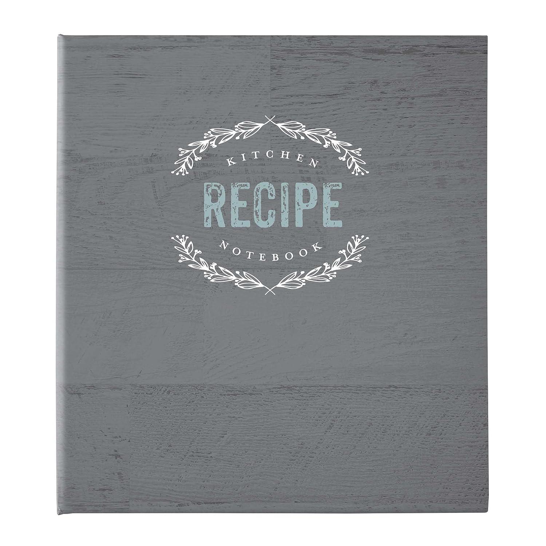 C.R. Gibson Rezept Binder und Karten, Farmhouse: Amazon.de: Küche ...