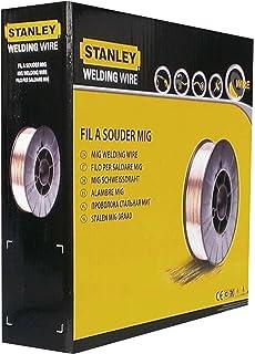 Stanley 460648 - Bobina de hilo de acero (diámetro: 0,8 mm)